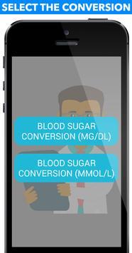 Blood Sugar Conversion screenshot 3