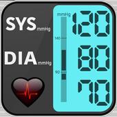 Blood Pressure Evaluation icon