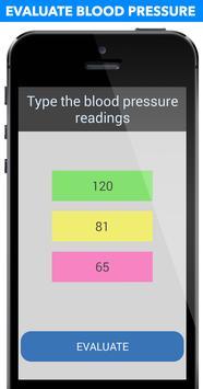 Blood Pressure Evaluation screenshot 3