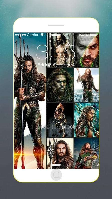Aquaman Hd Wallpaper 4k For Android Apk Download