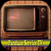Panduan Service TV Terbaru icon