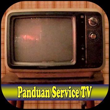 Panduan Service TV Terbaru poster