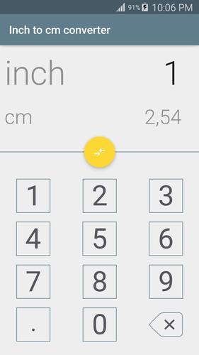تحويل من انش الى سم For Android Apk Download