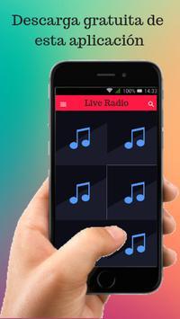 Radio Española FM Radios de España sin Auriculares poster