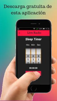 Radio Española FM Radios de España sin Auriculares screenshot 1
