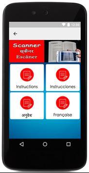 Document Scanner App Free PDF Scan QR & Barcode screenshot 2