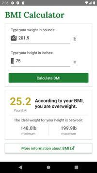 BMI постер