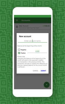 Privacy Account Charge screenshot 2