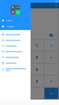 Poster Calculator: Simple Calculator