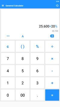 1 Schermata Calculator: Simple Calculator