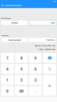 2 Schermata Calculator: Simple Calculator