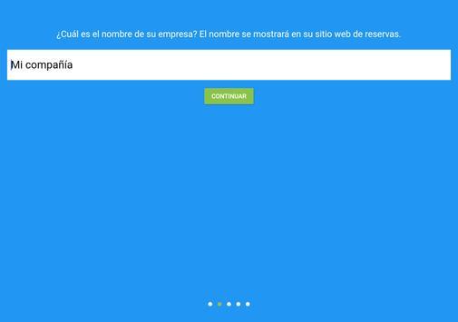 Sistema de reserva de citas captura de pantalla 15
