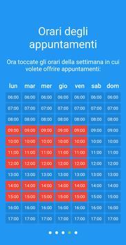 Poster Sistema di prenotazione appuntamenti