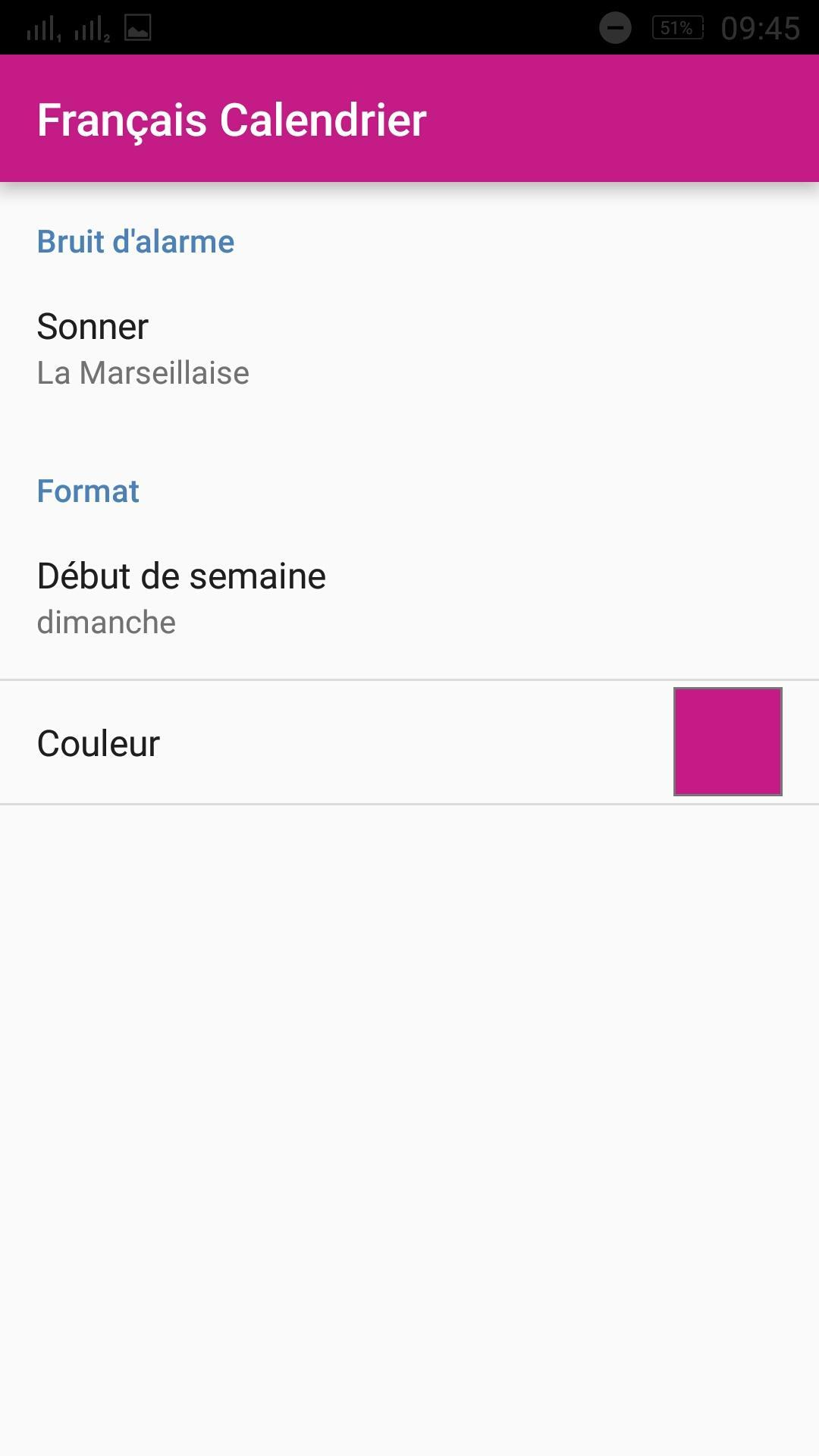 Semaine 45 Calendrier.Calendrier For Android Apk Download