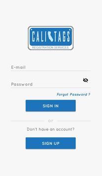 CaliTags screenshot 1