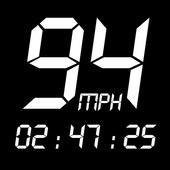 GPS спидометр: одометр и счетчик пути иконка