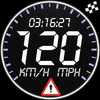 Prędkościomierz GPS - Licznik podróży ikona