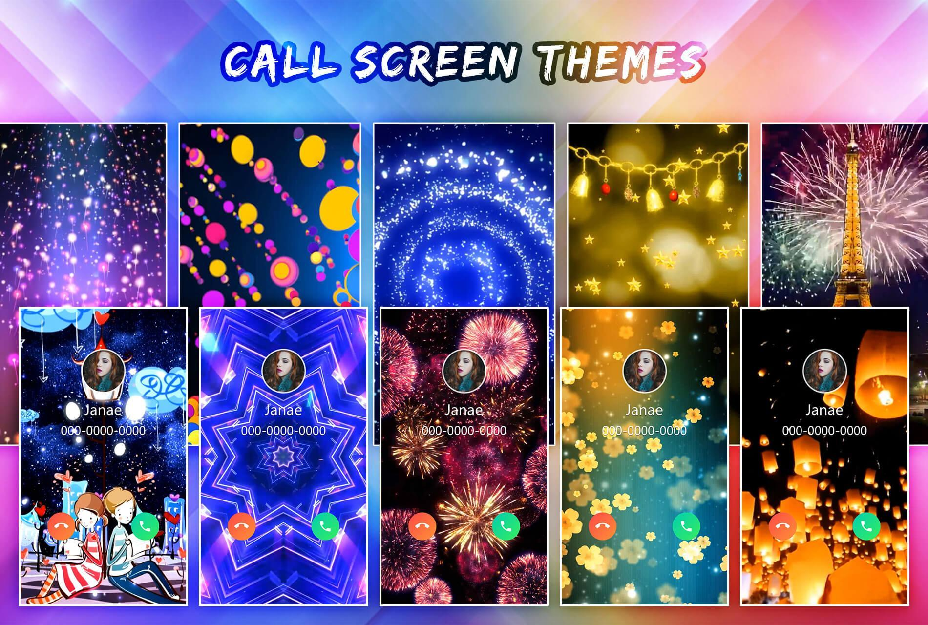 Color Call Flash- Call Screen, Color Phone Flash for Android - APK