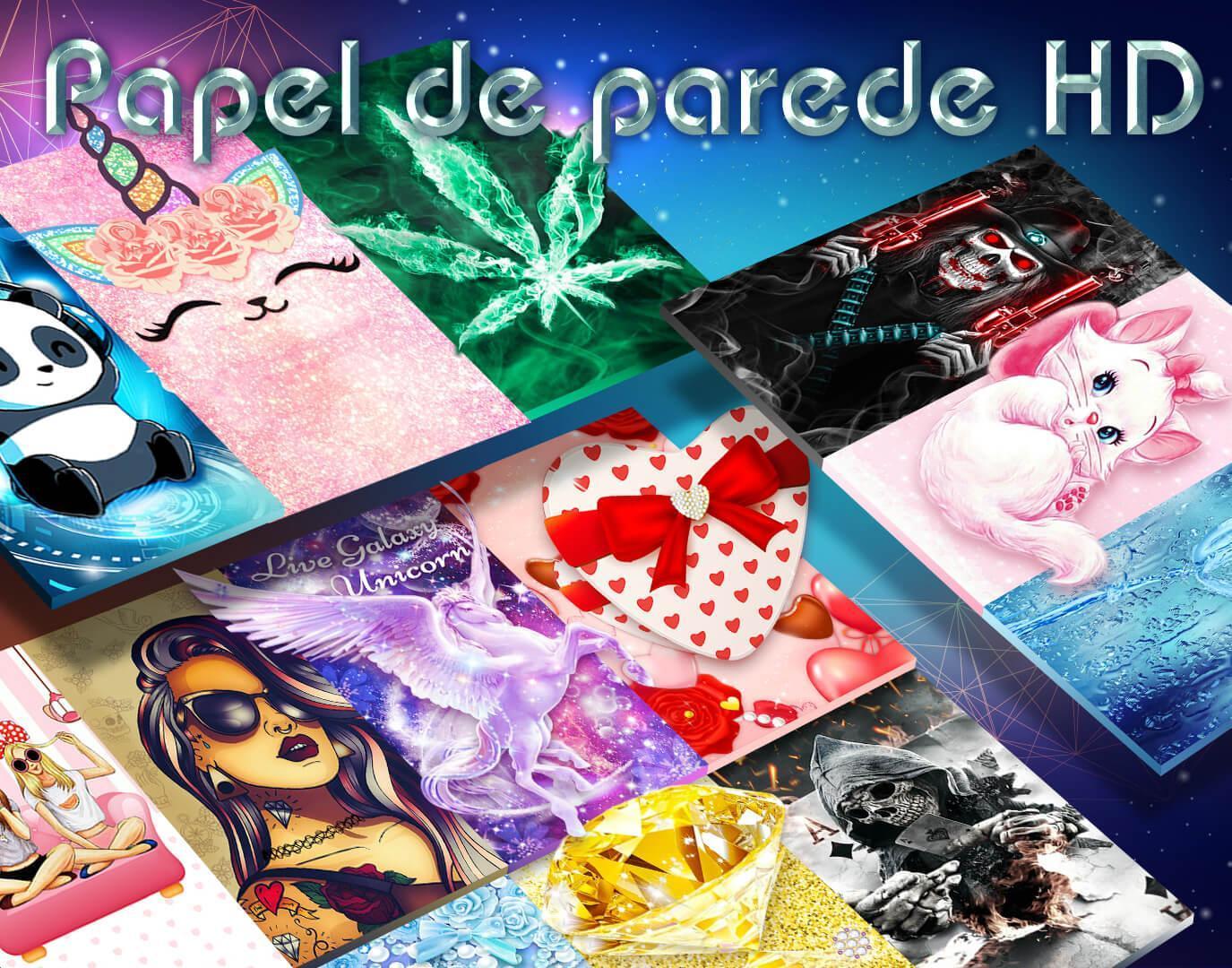 Launcher Papel De Parede 3d Temas Para Celular Para