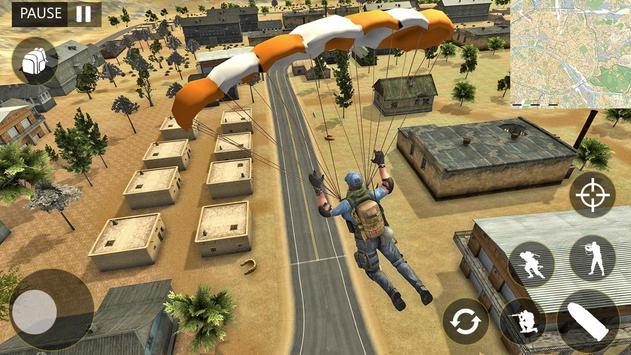 Call of Gun Fire Free Offline Duty Games poster