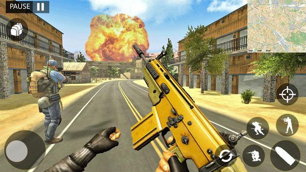 Call of Gun Fire Free Offline Duty Games screenshot 11