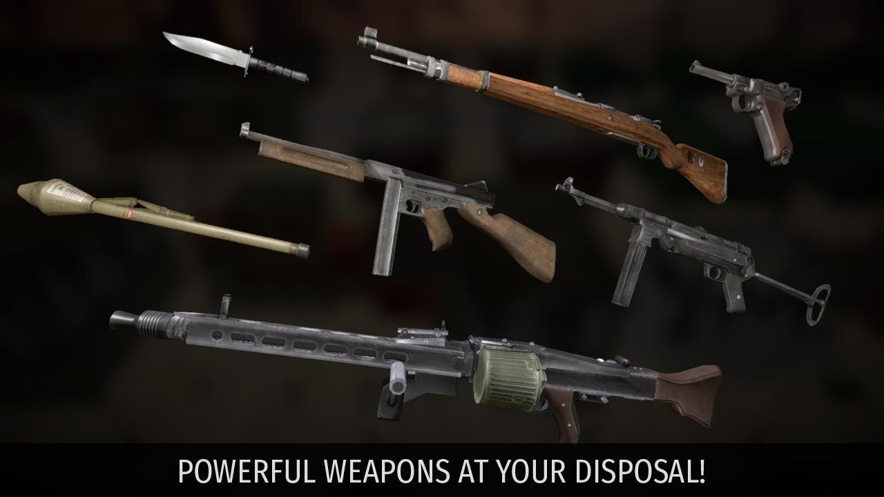 Call Of Sniper Duty World War 2 For Android Apk Download