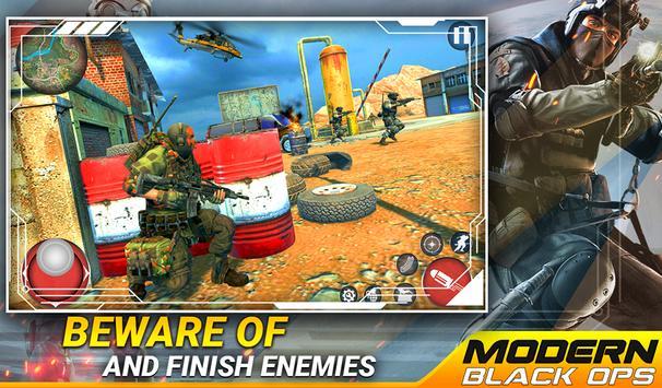 Call of Warfare Mobile Duty: Modern Black Ops screenshot 8