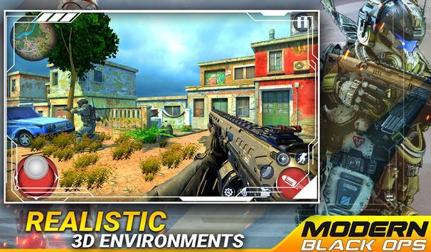 Call of Warfare Mobile Duty: Modern Black Ops screenshot 10
