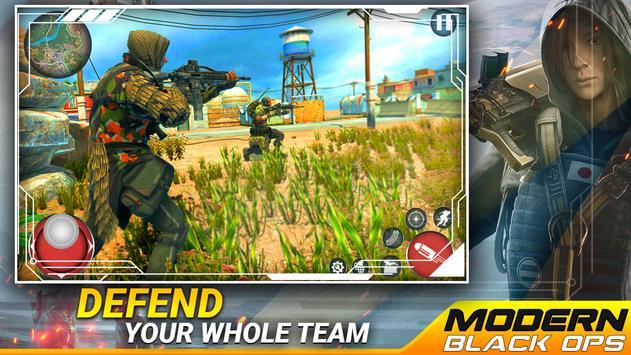 Call of Warfare Mobile Duty: Modern Black Ops screenshot 1