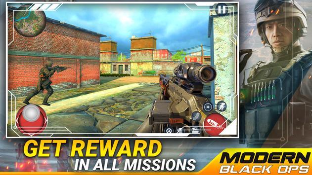 Call of Warfare Mobile Duty: Modern Black Ops screenshot 3