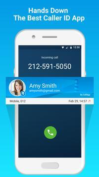 CallApp: Identificador y grabadora de llamadas Poster