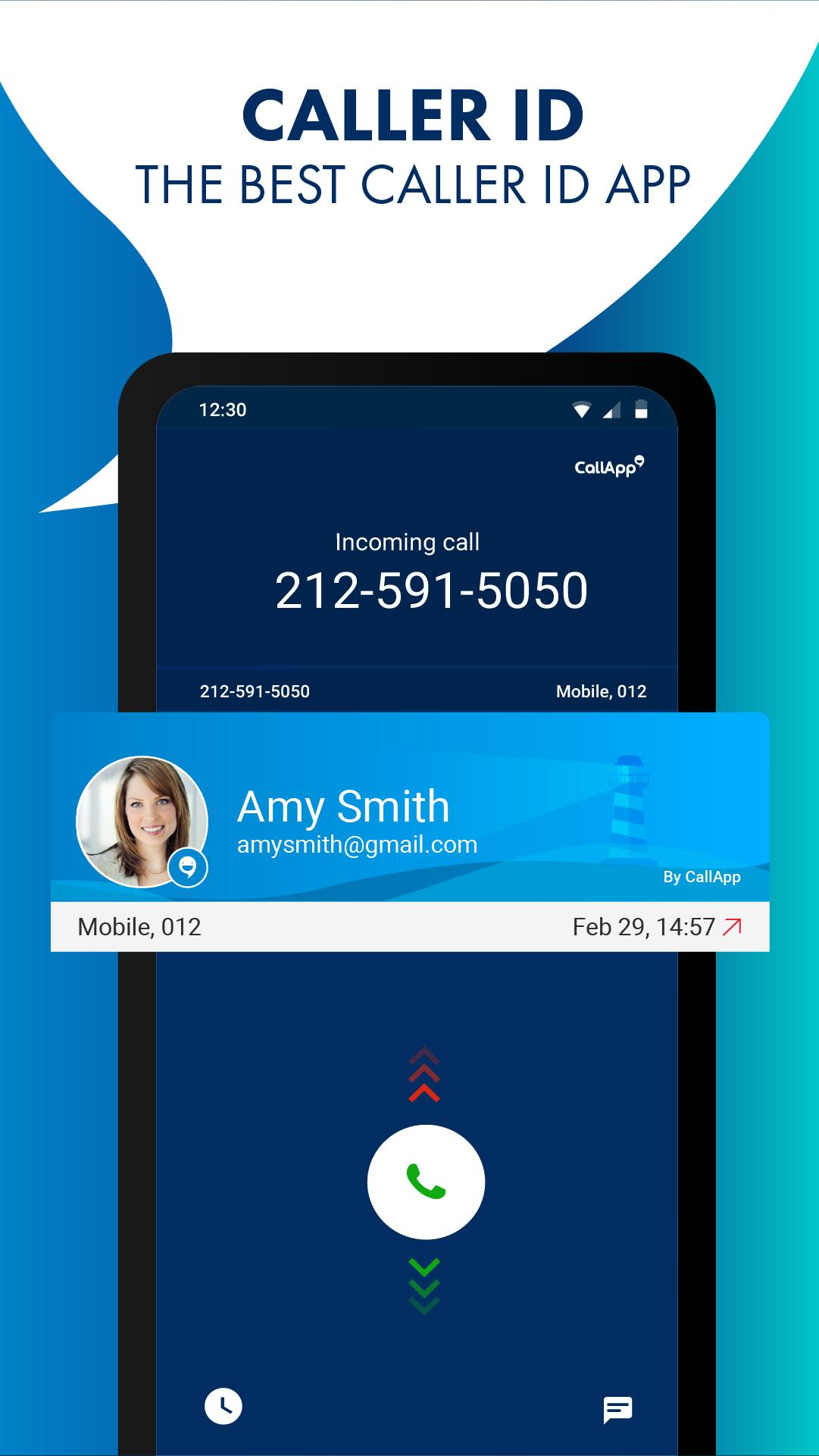 CallApp: Caller ID, Call Blocker & Call Recorder for Android