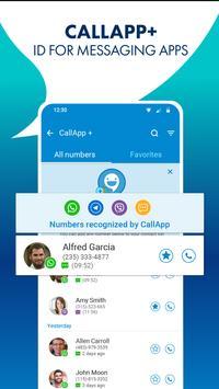 CallApp: Caller ID, Call Blocker & Call Recorder screenshot 3