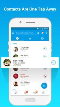 CallApp: Identificador y grabadora de llamadas captura de pantalla 4