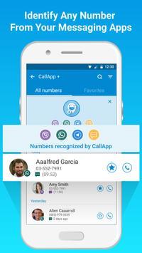 CallApp: Identificador y grabadora de llamadas captura de pantalla 5
