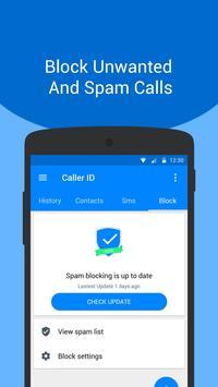 Caller ID screenshot 3
