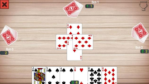 Callbreak captura de pantalla 3