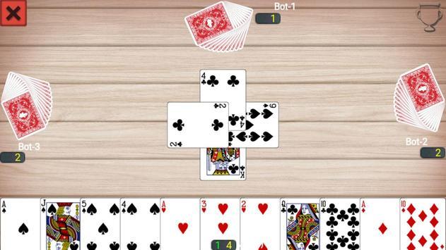 Callbreak captura de pantalla 2