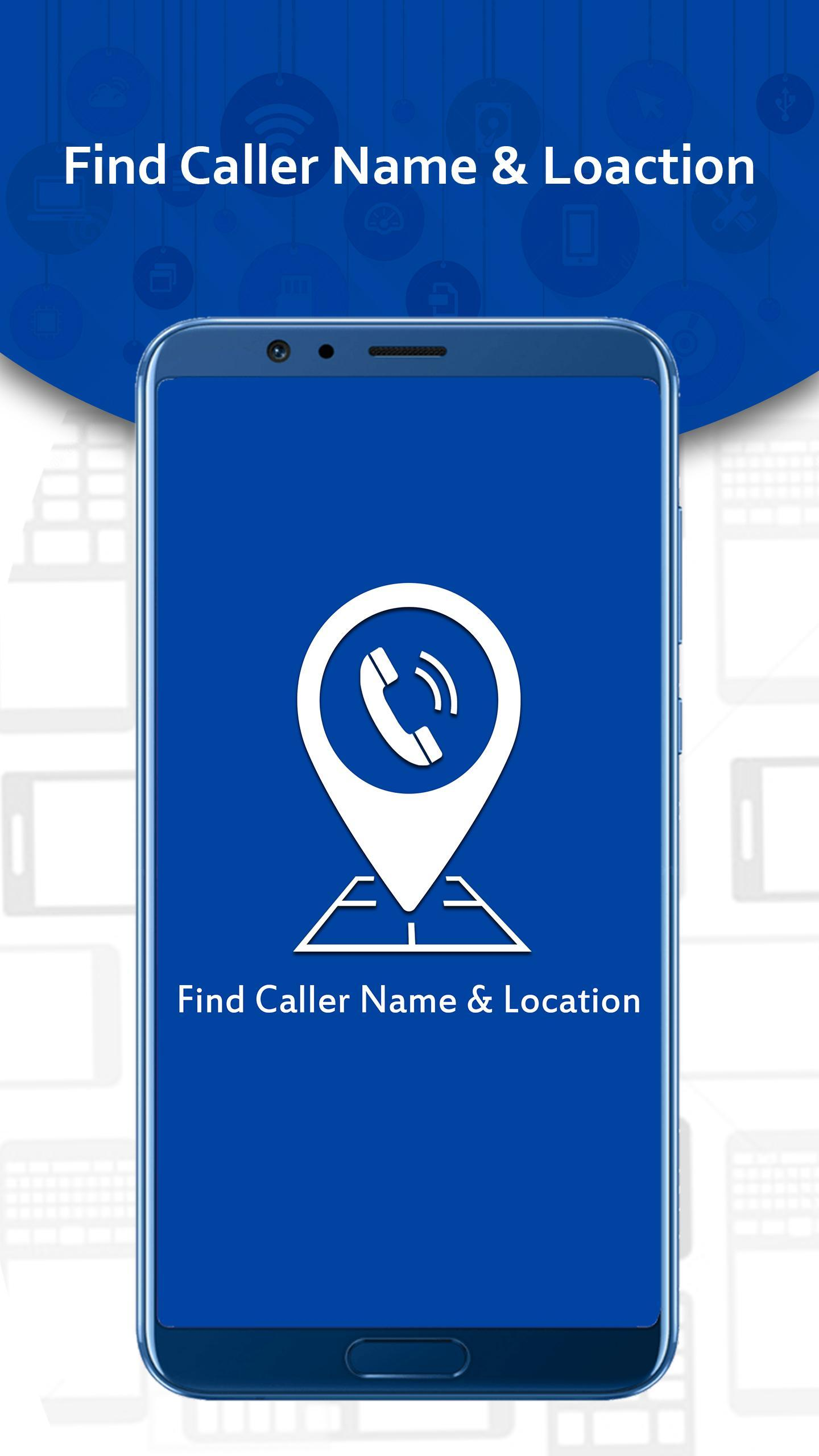 Find Caller Name and Location & Caller ID Address for Android - APK