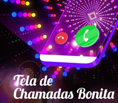 Color Flash Launcher – Tela de chamadas, Temas Cartaz