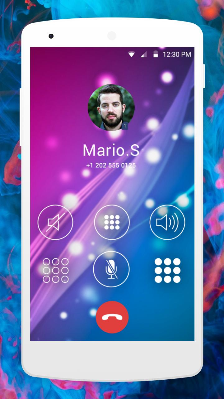 Caller Screen Dialer Pro for Android - APK Download