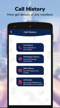 Call History & Call Detail Of Any Number poster
