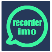 Call Video recorder for imo - Auto call record icon