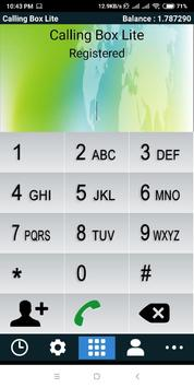 Callingbox lite 2 screenshot 1