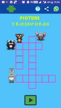 Kids Picture Crossword puzzle for Android - APK Download