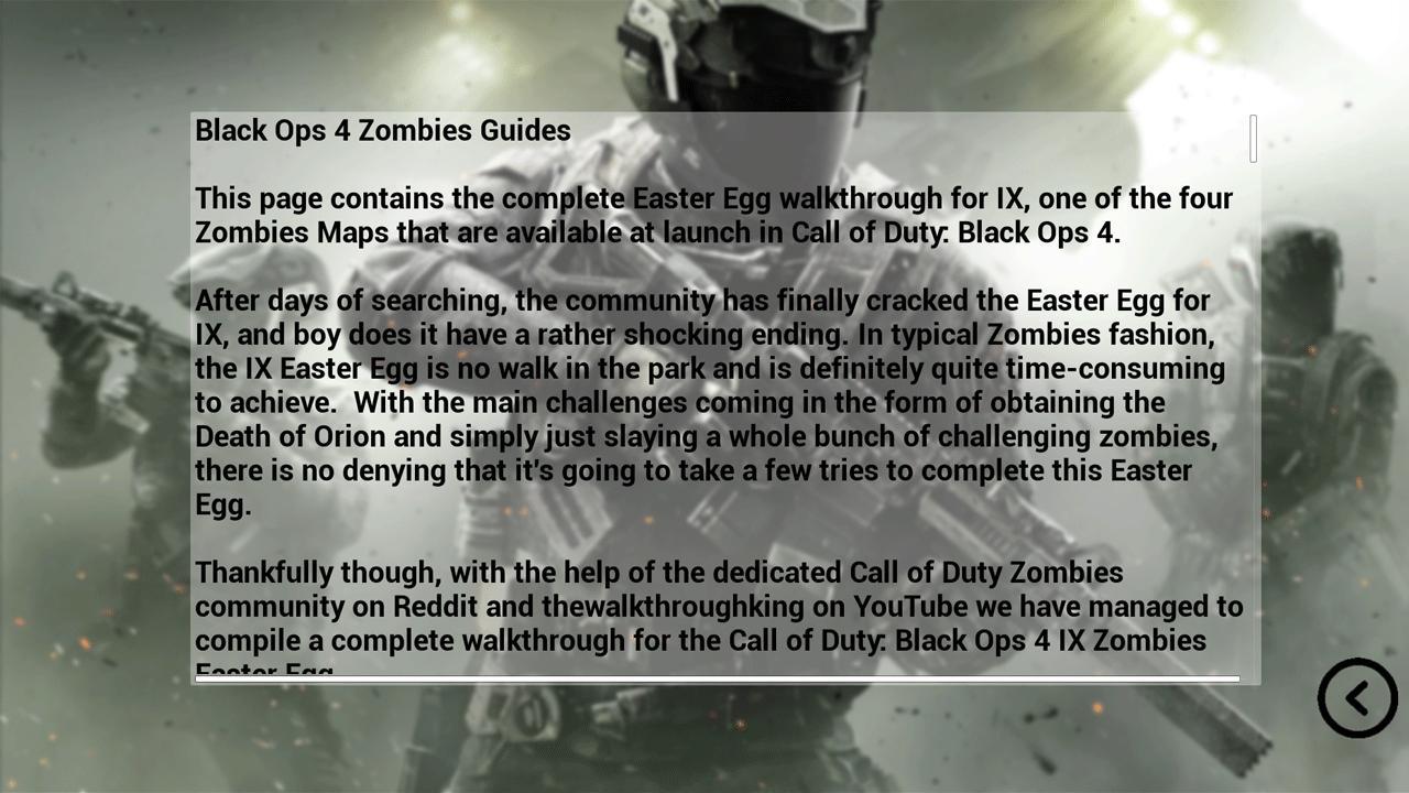 Reddit Black Ops 4 Zombies