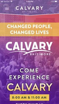Calvary Baltimore poster