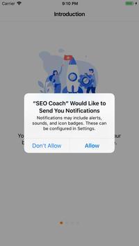 SEO Coach poster