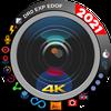 相机4k,超高清,全景,自拍 图标