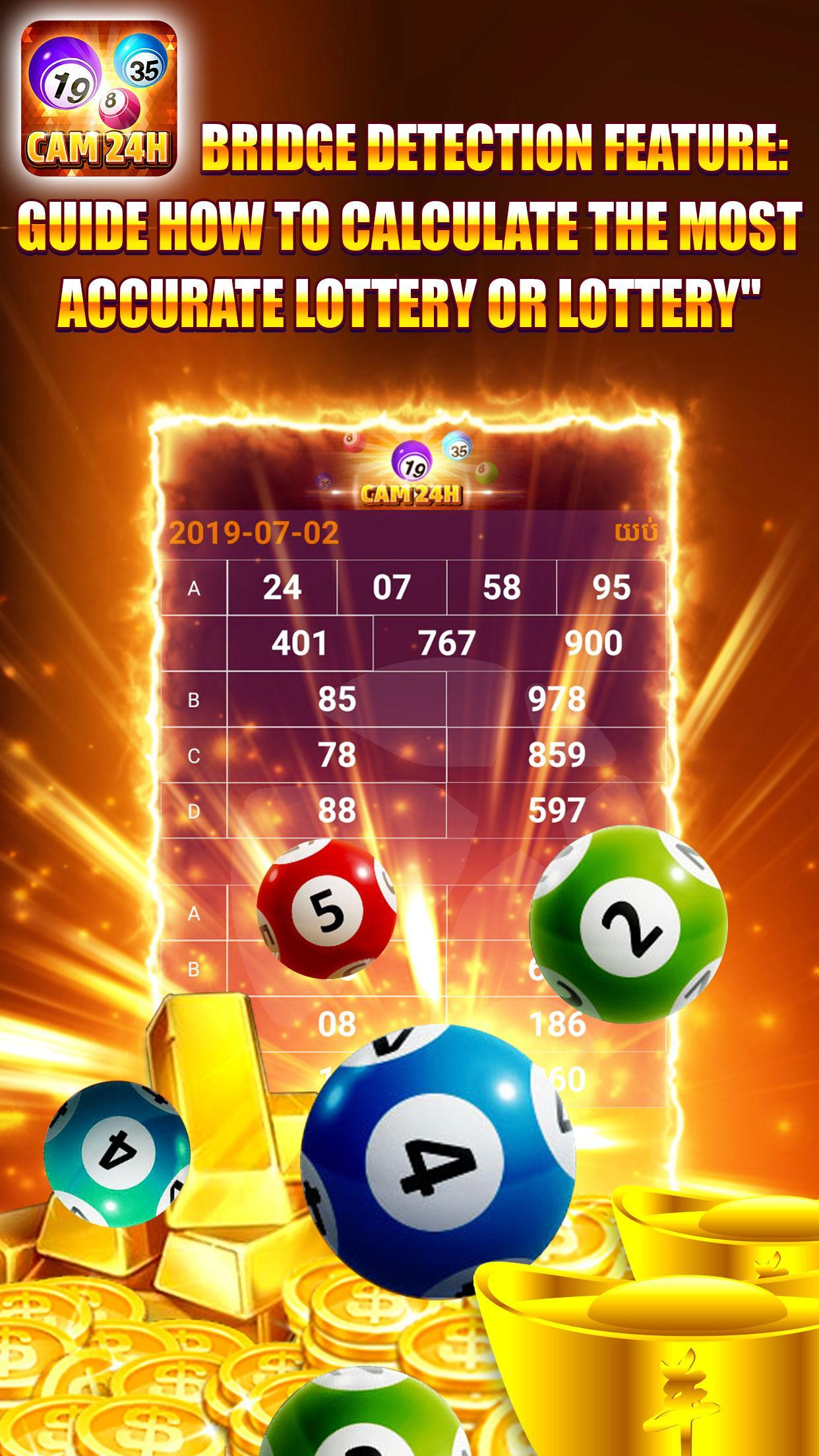 Cam24h Live Lottery for Android - APK Download